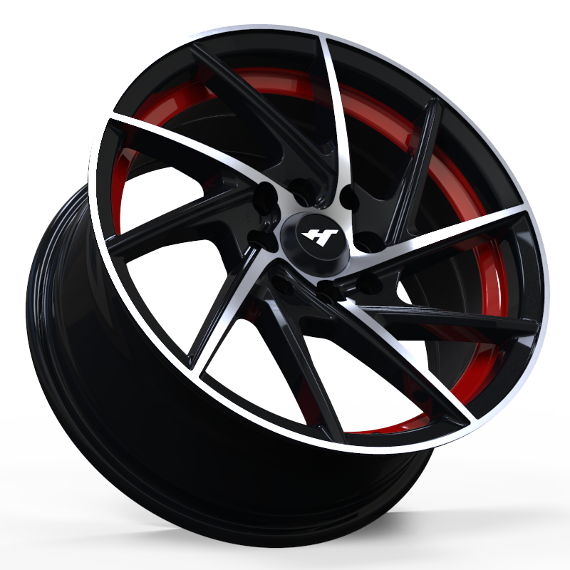 China AZ0039 14 inch  aluminum  alloy  wheel  rim